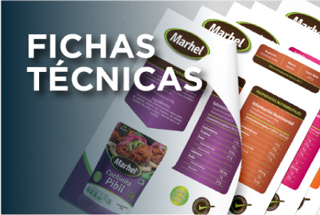 Technical Sheets Meat Products Marhel