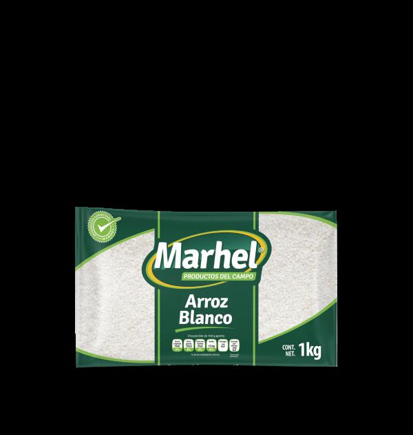 Arroz blanco Marhel