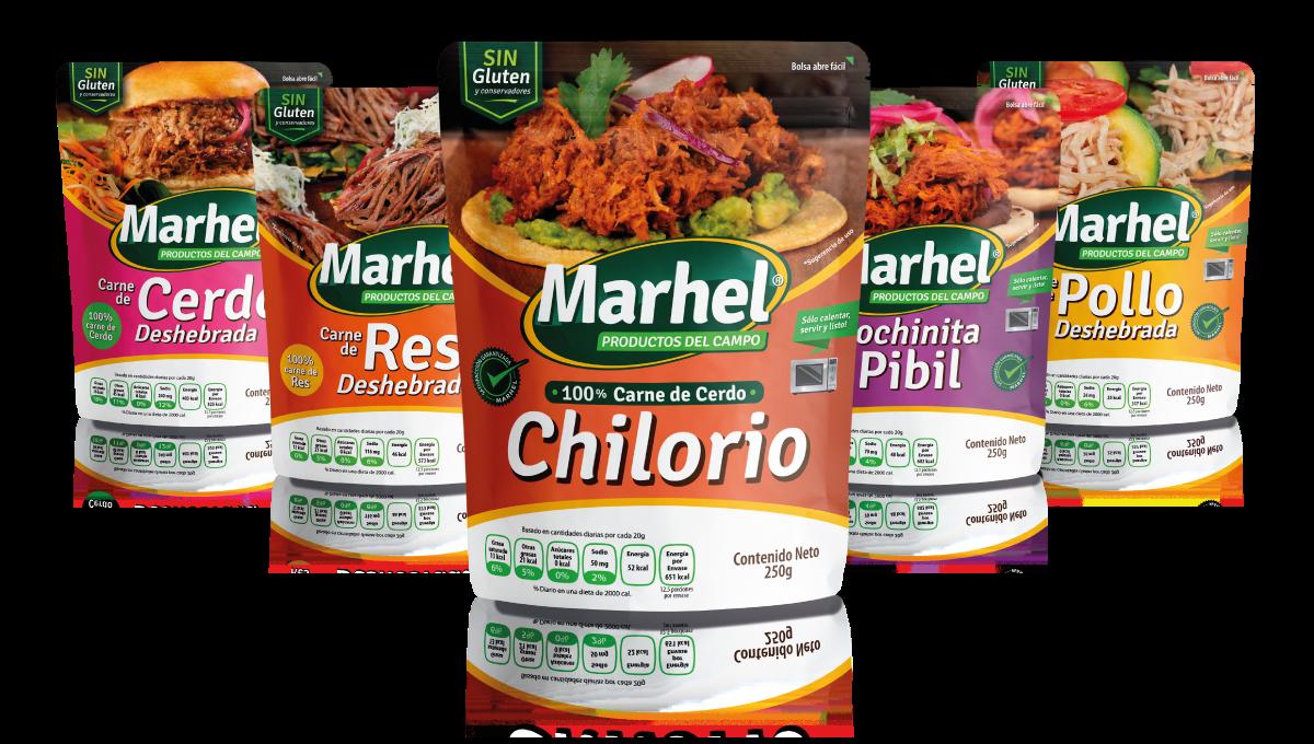 Chilorio con Marhel