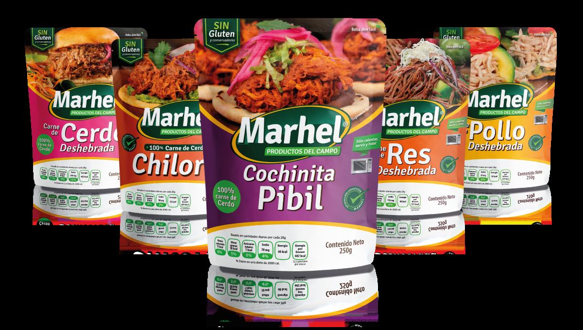 Cochinita Pibil con Marhel